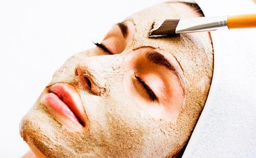 дрожжевая маска для лица от черных точек