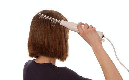 Массаж для волос