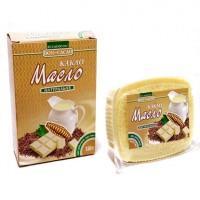 Масло какао выглядит вкусно