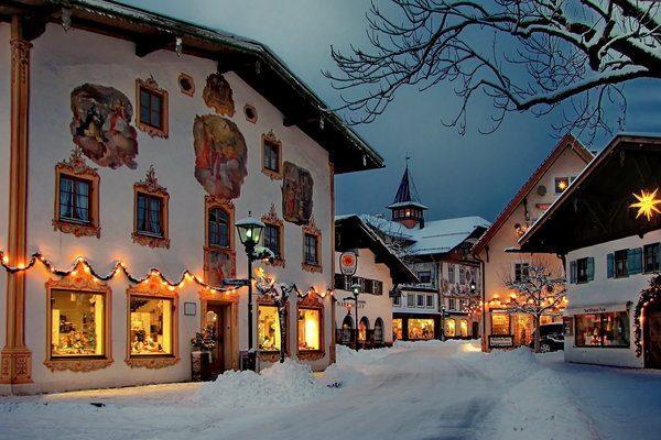 Рождество в Баварии