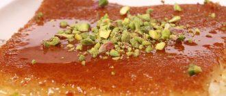 Лучшие арабские десерты в Дубае